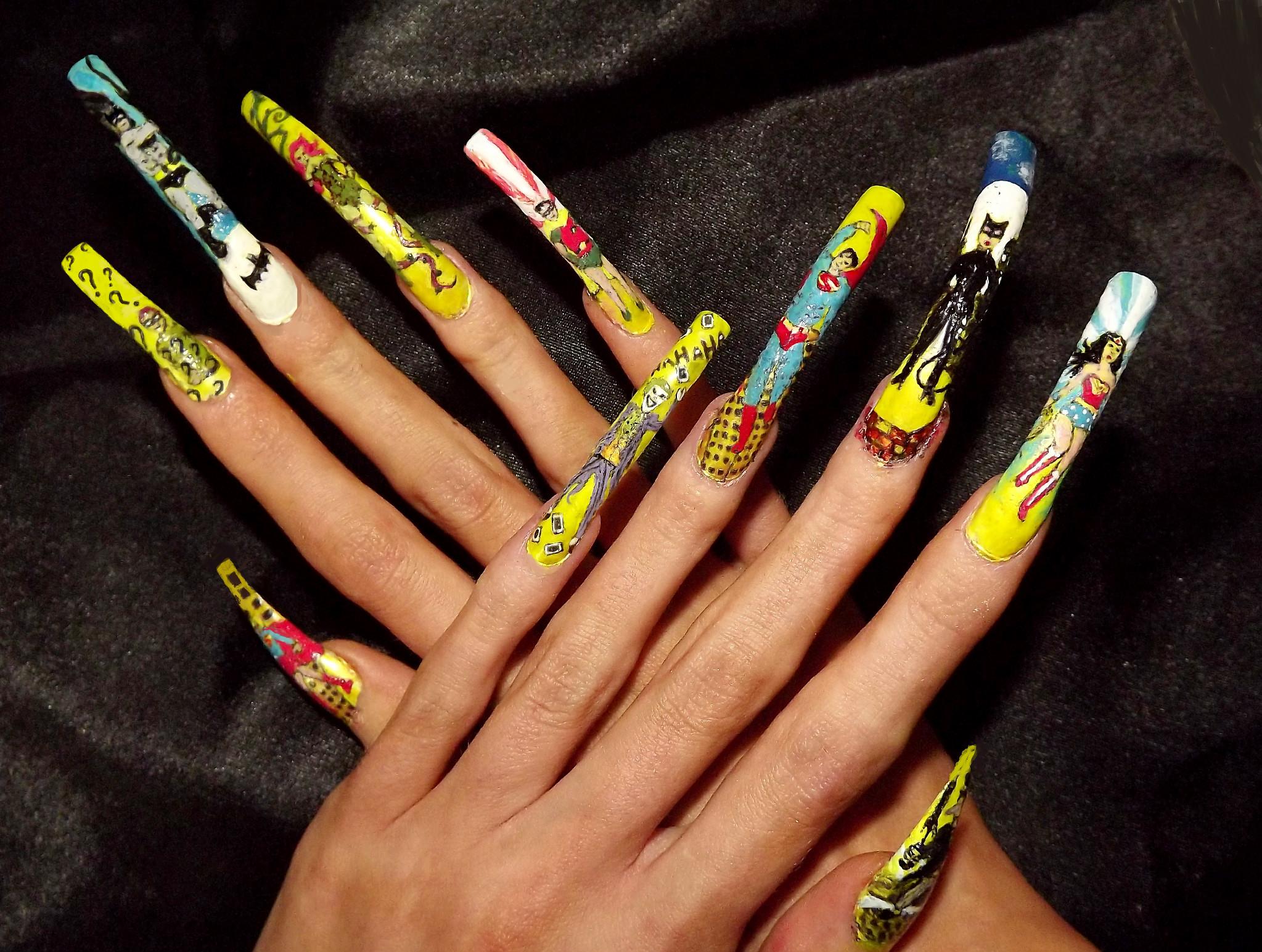 Nail art tutorials - Sedusa Crudella